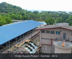 kantale-water-supply-project